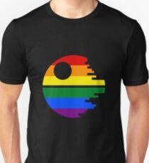 Pride Flag Star Star Unisex T-Shirt