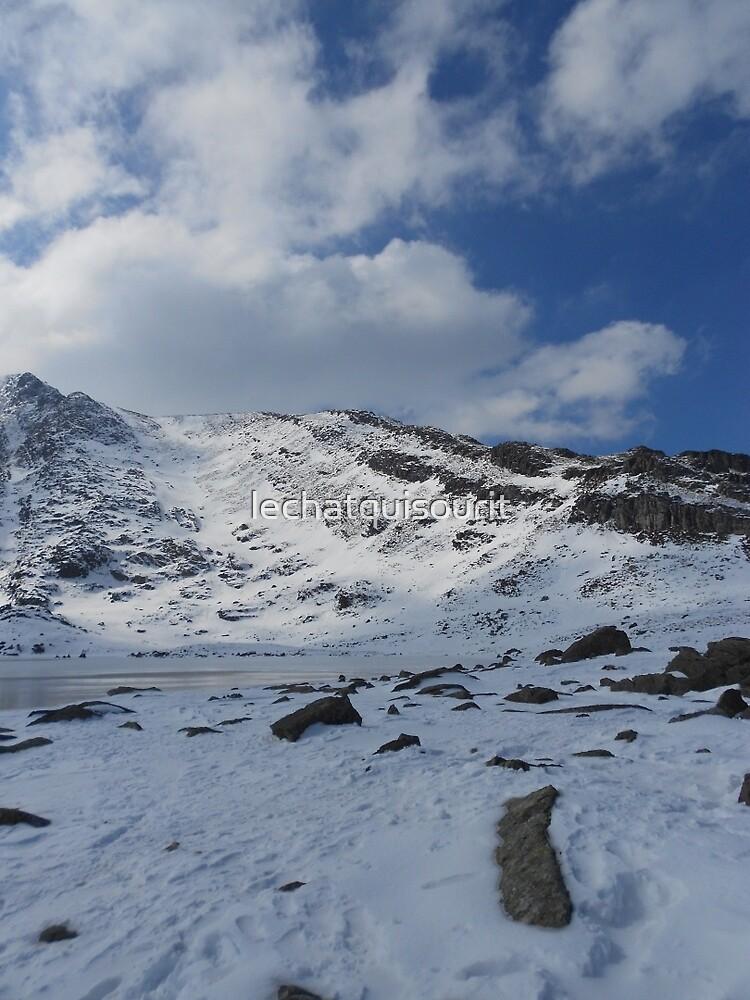 The Ridge by lechatquisourit