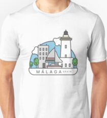 Camiseta unisex This is Málaga!
