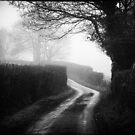every road goes somewhere by David Tovey