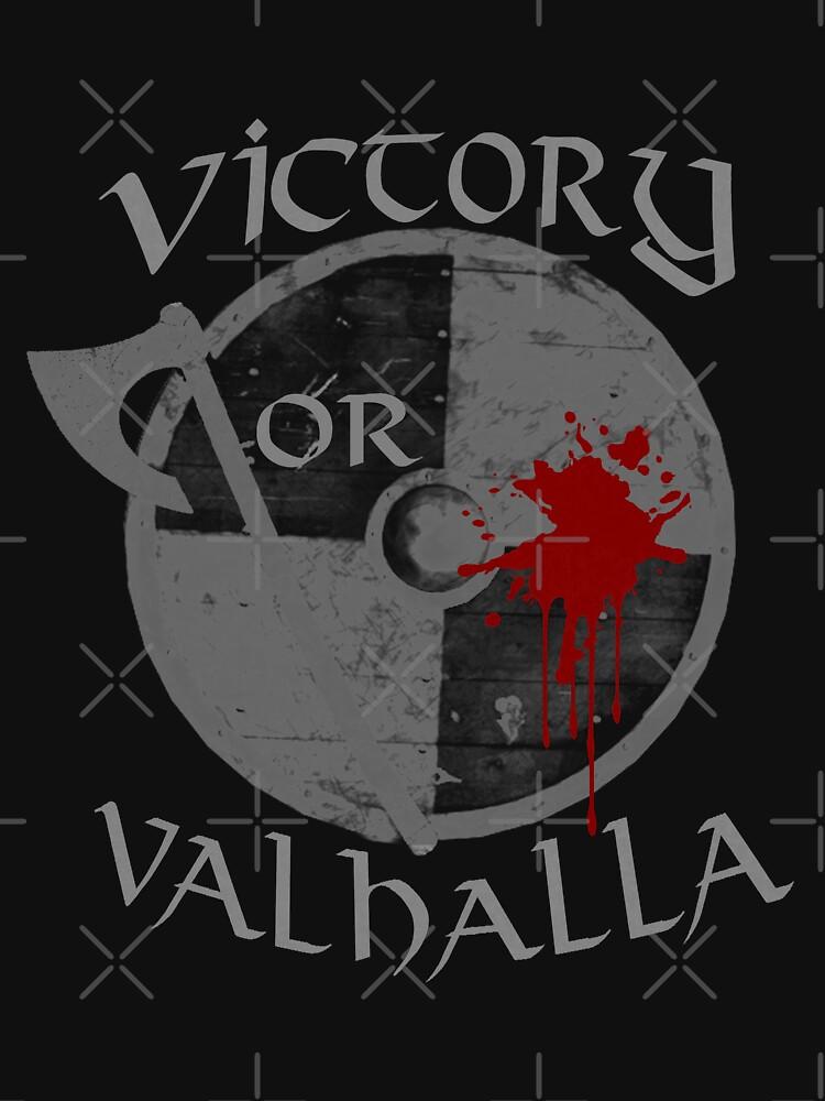 victory or valhalla (2) | Unisex T-Shirt