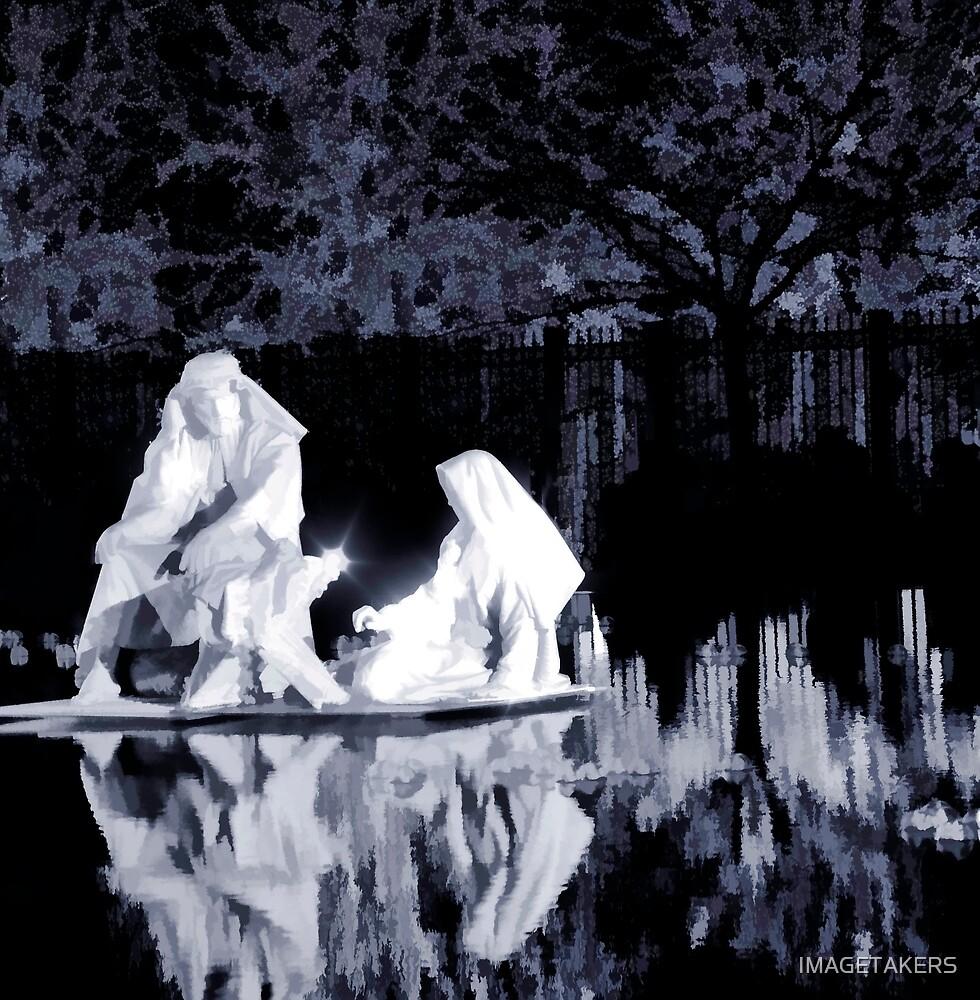 SLC - Mormon Temple Nativity Scene by IMAGETAKERS