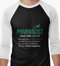 Pharmacist Definition Funny Gift T-Shirt