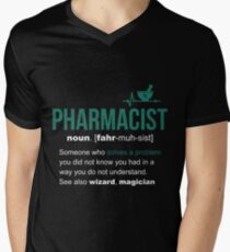 Pharmacist Definition Funny Gift T-Shirt
