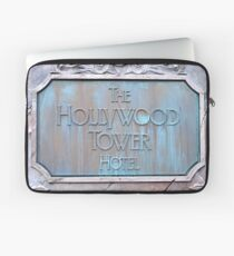 Hollywood Tower Hotel Laptop Sleeve
