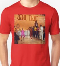 SOUL TRAIN LINE Unisex T-Shirt