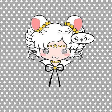 Sailor Iron Mouse by cafebunny