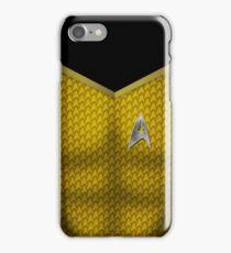 Star Trek Series - Captain Suit - Kirk iPhone Case/Skin