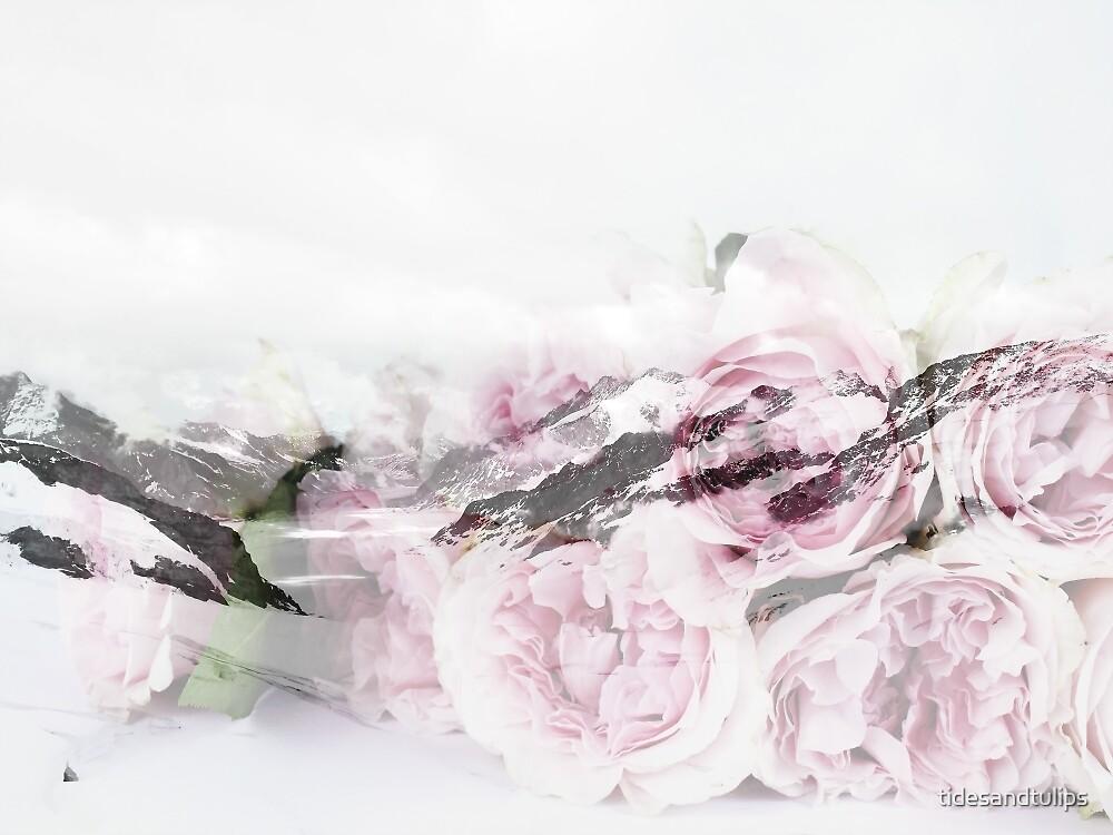 Snow Flower by tidesandtulips