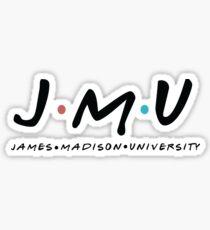 JMU Sticker