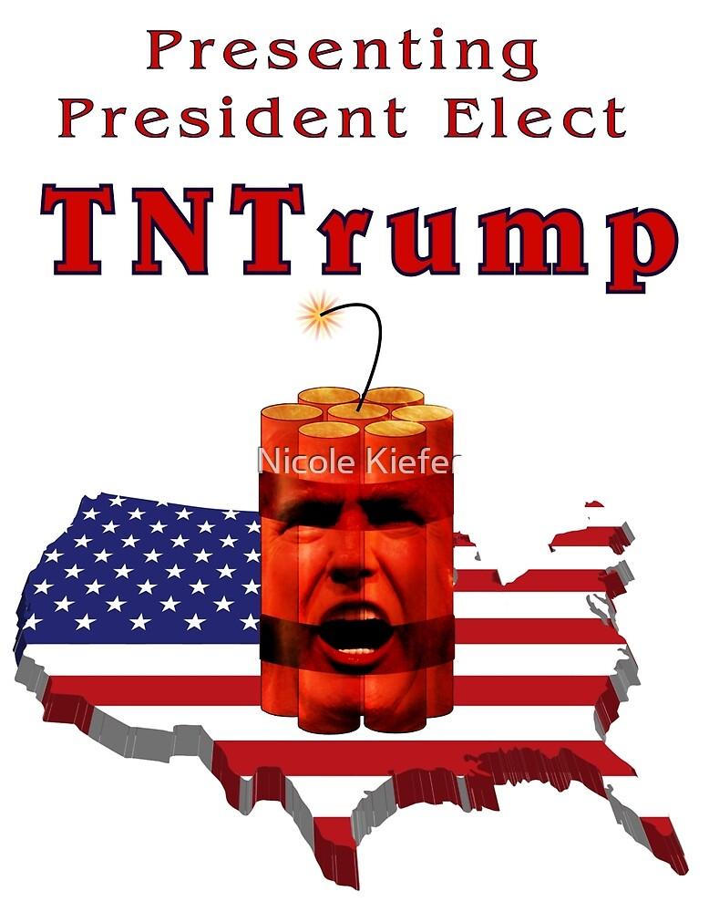 TNTrump by Nicole Kiefer
