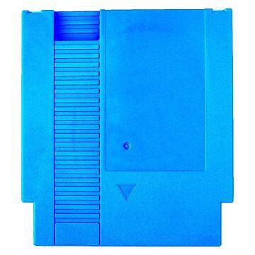 Game Pak Blu by geek-art-uk