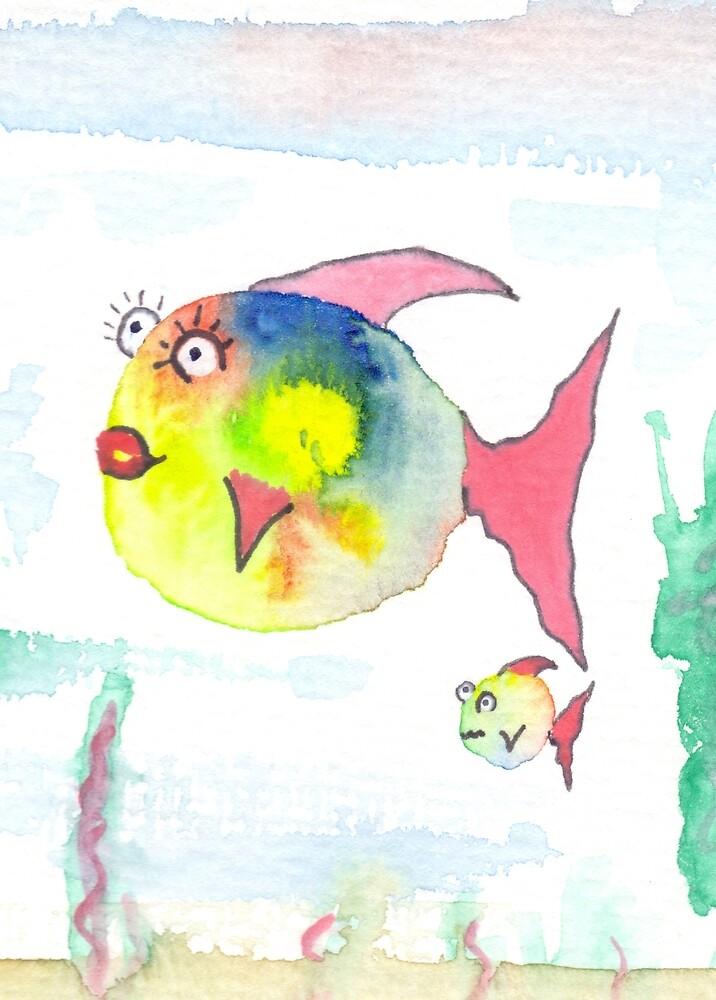 Big fish by yogibaer