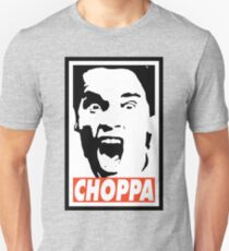 GET TO DA CHOPPA Unisex T-Shirt