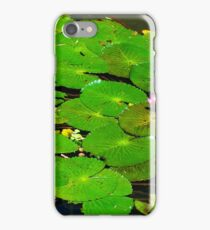 Lilies - Philippines iPhone Case/Skin
