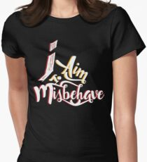 Firefly - I aim to misbehave - Malcolm Reynolds - Serenity T-Shirt