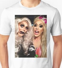 Sharon Needles and Alaska Unisex T-Shirt