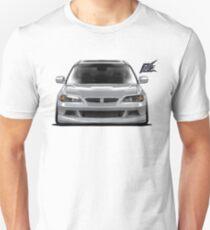 naquash design honda accord coupe v6 Unisex T-Shirt