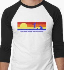 Bald Head Island North Carolina Sunset Beach Vacation Souvenir T-Shirt