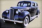 1940 Packard by AuntDot