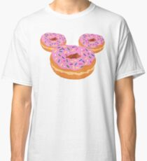 Mouse Donut Classic T-Shirt