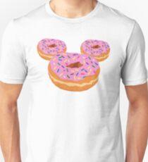 Mouse Donut Unisex T-Shirt