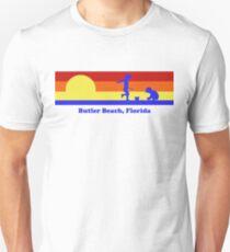 Butler Beach Florida Sunset Beach Vacation Souvenir Unisex T-Shirt