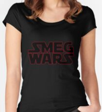 SMEG WARS Women's Fitted Scoop T-Shirt