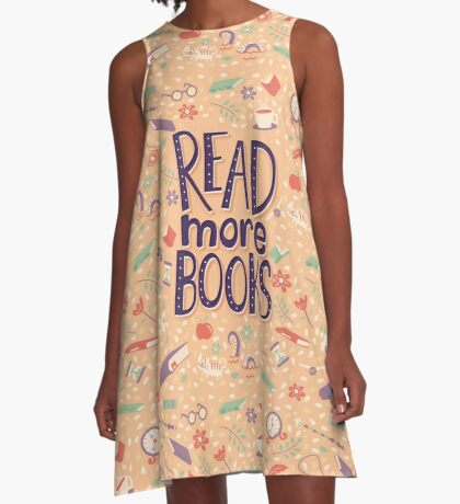 Read more books A-Line Dress