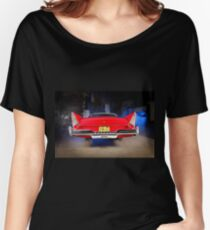 """Christine"", the Plymouth Fury from the movie of John Carpenter Women's Relaxed Fit T-Shirt"