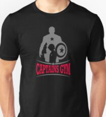 Captains Gym Unisex T-Shirt