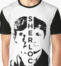 Sherlock and Watson - Partners Graphic T-Shirt