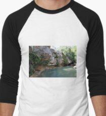 Well Campdevanol River Men's Baseball ¾ T-Shirt