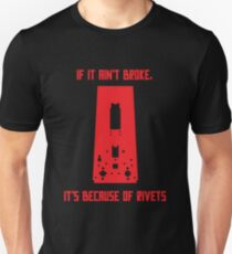 Rivets Unisex T-Shirt