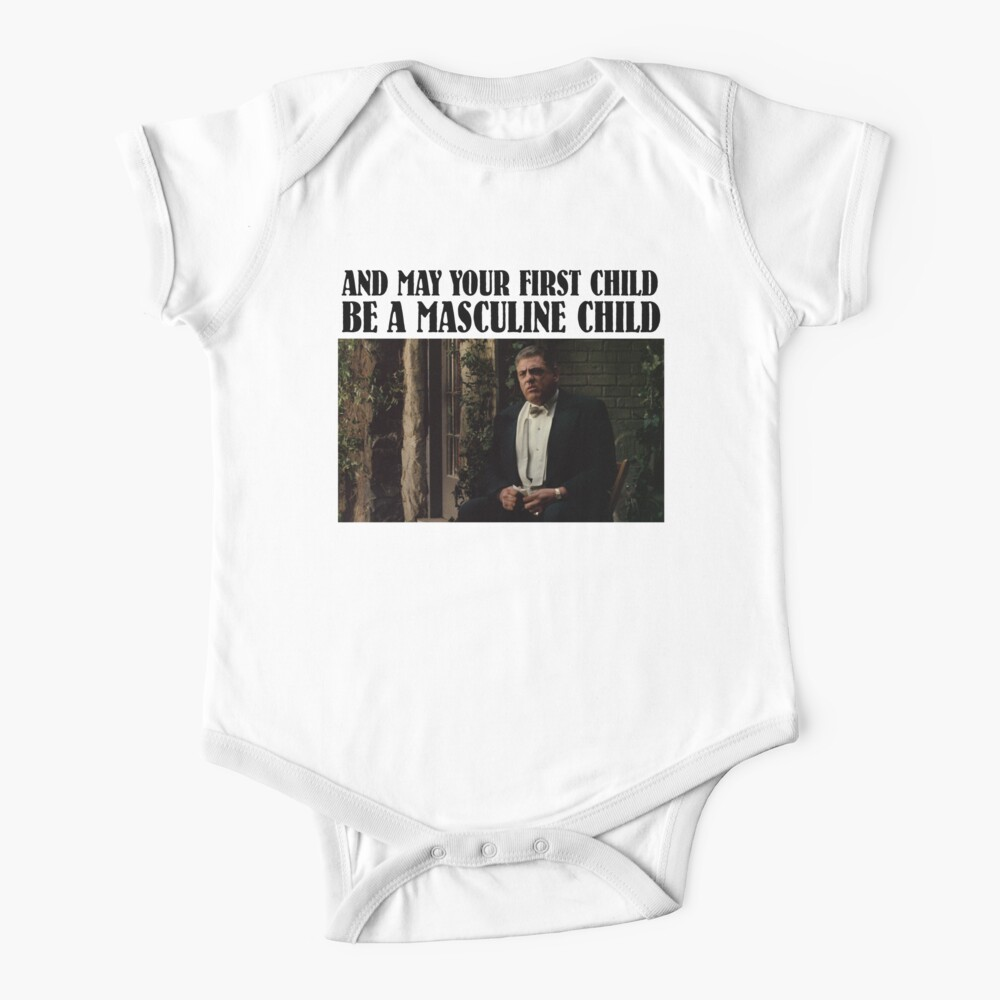 Luca Brasi- Godfather Baby One-Piece