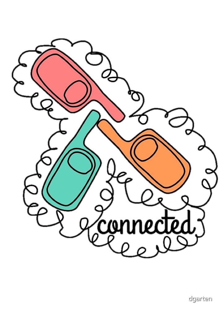 Connected Walkie Talkies Ramah Poconos by dgarten