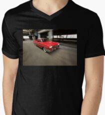 """Christine"", the Plymouth Fury Men's V-Neck T-Shirt"