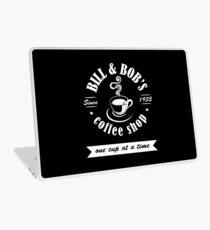Coffee Shop Laptop Skin