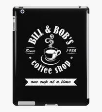 Coffee Shop iPad Case/Skin