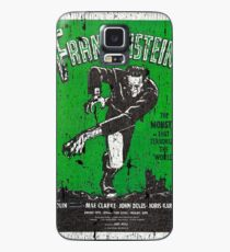 Frankenstein Boris Karloff Movie Vintage Poster Case/Skin for Samsung Galaxy