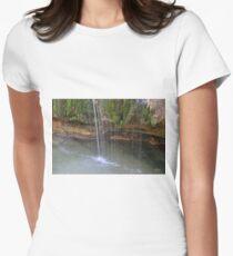 Well Campdevanol River Women's Fitted T-Shirt