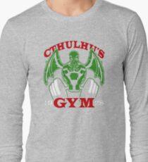 Cthulhus Gym Long Sleeve T-Shirt