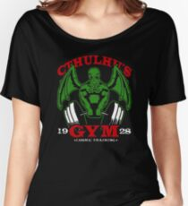 Cthulhus Gym Women's Relaxed Fit T-Shirt