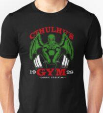 Cthulhus Gym Unisex T-Shirt
