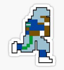 Tecmo Bowl Shirt - SEA 8-bit Seattle Sticker
