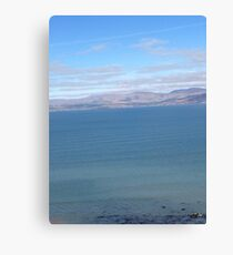 Irish coast 3 Canvas Print