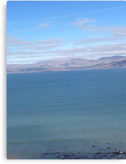 Irish coast 3 by Curiositae
