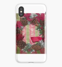 christmas wearth iPhone Case/Skin