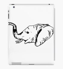 Elephant Vector iPad Case/Skin