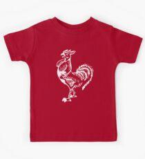 Rooster Kids Tee